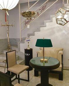 Manufacturer of iconic 20th century lighting Design