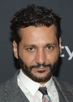 Handsome closer look here with Cas Anvar was at TORONTO INTERNATIONAL FILM 2016 (TIFF). #Donkeyballs