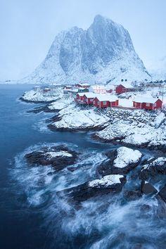 RAMBLIN' FOOL (wonderous-world:   Reine, Lofoten Islands, Norway...)