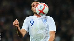 Andy Carroll, who scored a goal in the FA cup final, looks set to be included in the England team after some fine form towards the end of the season for Liverpool.