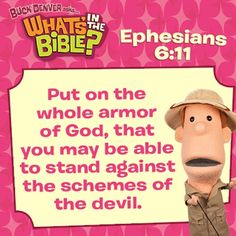 Ephesians 6:11 whatsinthebible.com