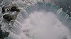 MUST SEE, Spectacular Aerial of Niagara Falls, shot by Tampa Photographer http://celebrationsoftampabay.com/