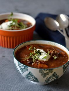 Suppe Søndag: Mexicansk suppe med oksekød