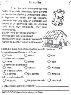 Easy Reading for Reading Comprehension in Spanish - December Set Dual Language Classroom, Bilingual Classroom, Bilingual Education, Spanish Lesson Plans, Spanish Lessons, Learn Spanish, Spanish Teaching Resources, Spanish Classroom Activities, Learning Sight Words