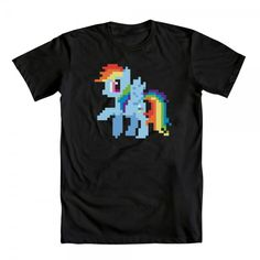 8Bit Rainbow Dash