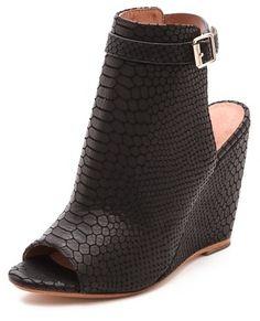 Joie Windsor Wedge Sandals lbv