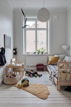 nordic kids room