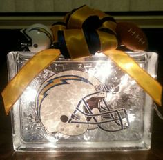 San Diego Chargers LED Night Light