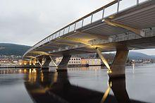 Øvre Sund bridge, Drammen - Wikipedia