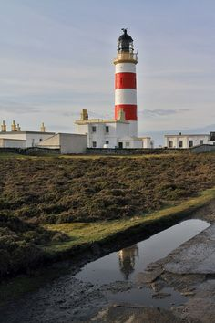 Point of Ayre Lighthouse - Wikipedia