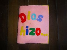 Tips mamás: LIBRO DIOS HIZO