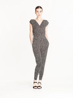Polka Finland, Peplum Dress, Jumpsuit, How To Make, Dresses, Fashion, Overalls, Vestidos, Moda