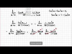 Derivada de funciones trigonometricas
