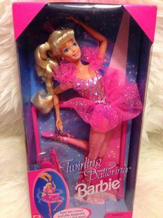 Twirling Ballerina 1995 Barbie Doll - NRFB