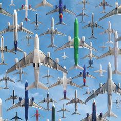 이착륙 장면만…2년간 담은 이색 공항 사진 -테크홀릭 http://techholic.co.kr/archives/61848