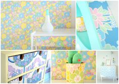 Bright Pastels and Candy Colours in the Home | Anna Weinreich Interior Inspiration