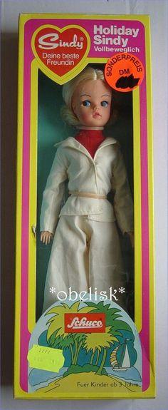 Vintage Schuco HOLIDAY SINDY Doll | 79.99+2.9 best