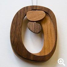 Walnut & Cherry Wood Jewelry tandiventer.com/jewelry