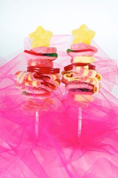 Mini Candy Kabobs