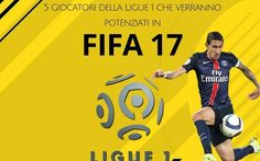 I 5 calciatori del campionato francese che avranno un upgrade in Fifa 17 Manca ancora qualche mese all'uscita ufficiale di Fifa 17 ma sono già partiti i nostri consigli dedicati alla modalità Fifa Ultimate Team: oggi abbiamo selezionato 5 giocatori della Ligue 1, il massi #fifa17 #ligue1