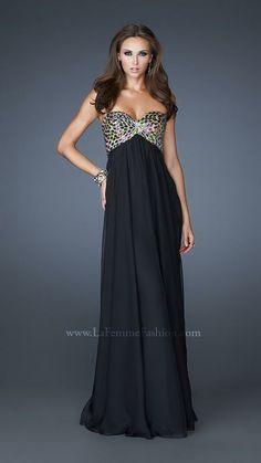 La Femme 18842 | La Femme Fashion 2013 - La Femme Prom Dresses
