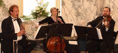 Metropolitan Ensemble -Chamber Music for Weddings and Special Events.  Dana Woolard, Monty Carter