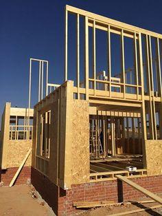 casa de madera kuusamo log houses en construccin en bargas toledo obra de xmadera
