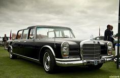 Mercedes Benz 600 Landaulet