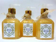 Sabonete Líquido Dourado 250gr