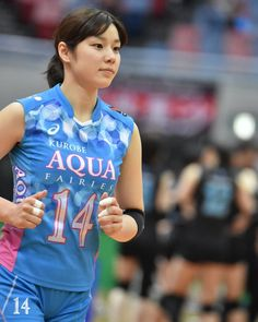 Female Volleyball Players, Women Volleyball, Sporty Girls, Japanese Beauty, Athletic Women, Female Athletes, Aqua, Cute Girls, Sports
