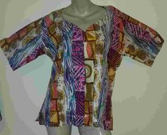 AFRICAN PATCHWORK DAISHIKI by soumahstore on Etsy