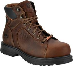 "Women's Timberland 6"" Alloy Toe WP Work Boot 88117"