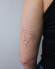 jess chen tattoo - @__jesschen__ Funky Tattoos, Great Tattoos, Small Tattoos, Tattoos For Guys, Tattoos For Women, Tattoo Blog, Tattoo Studio, Circle Tattoos, Tattoo Portfolio