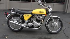 1971 Norton Commando Roadster