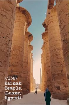 Travel Discover Walking through the ancient Karnak temple in Egypt - - Walking through the ancient Karnak temple in Egypt Travel inspiration Image Hd Luxor Egypt Egypt Map Travel Money Travel List Travel Guide Egypt Travel Destination Voyage Travel Videos Luxor Temple, Luxor Egypt, Pyramids Egypt, Temple Logo, Indian Temple, Temple Wedding, Ancient Egypt, Ancient History, Vacation Places