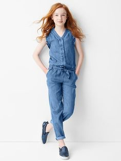 Kids Clothing: Girls Clothing: featured outfits new arrivals Girls Clothes Shops, Girls Fashion Clothes, Tween Fashion, Little Girl Fashion, Little Girl Dresses, Fashion Wear, Teen Girl Outfits, Cute Outfits, Outfits 2016
