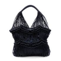 Faux leather  Zip-Top closure  Silver-tone hardware  L 14 * H 10 * W 8 (9 D)    http://SimplySonya.Storenvy.com