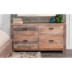 Shop for Kosas Home Hamshire 4-drawer Dresser. Get free shipping at Overstock.com - Your Online Furniture Outlet Store! Get 5% in rewards with Club O!