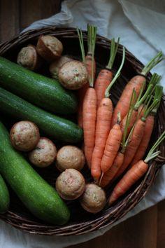 Zucchini & Carrot Mini Muffins