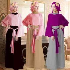 300 Ide Busana Muslim Gamis Muslim Baju Muslim Gaun Formal Panjang