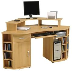 Bureau dangle GROSSI 118 x 79 blanc Pour la maison Pinterest