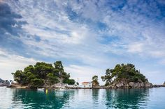 Magical Ionian sea island with church. Shot in Parga Greece, one of the most beautiful places on earth. Greece, Places To Visit, River, Sea, Explore, Islands, Outdoor, Christian Louboutin Shoes, Greece Country