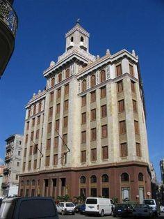 Edificio Bacardi #cuba