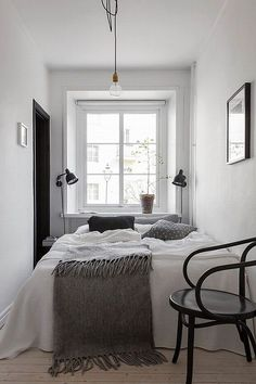 Smart Decorating Ideas for Small Bedrooms | Apartment Therapy