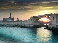 Montazah Palace Alexandria egypt Places Around The World, Around The Worlds, Beautiful World, Beautiful Places, Modern Egypt, City By The Sea, Alexandria Egypt, Visit Egypt, Giza