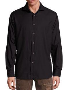 POLO RALPH LAUREN Relaxed-Fit Cotton Twill Button-Down Shirt. #poloralphlauren #cloth #shirt