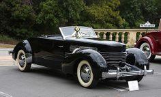 1937 Cord 812 - fvr