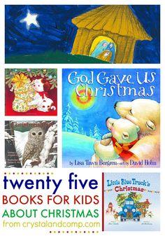 25 Christmas Books Children Must Read