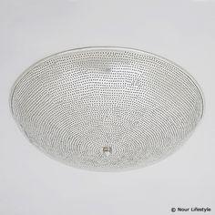 Arabische plafondlamp Warda - G