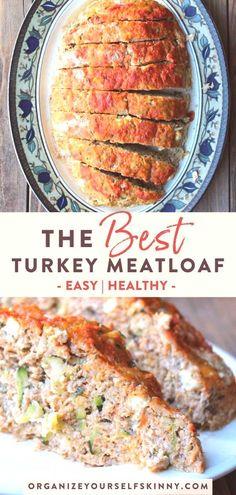 #easydinnerecipes #healthymeatloaf #meatloafrecipes #healthym...